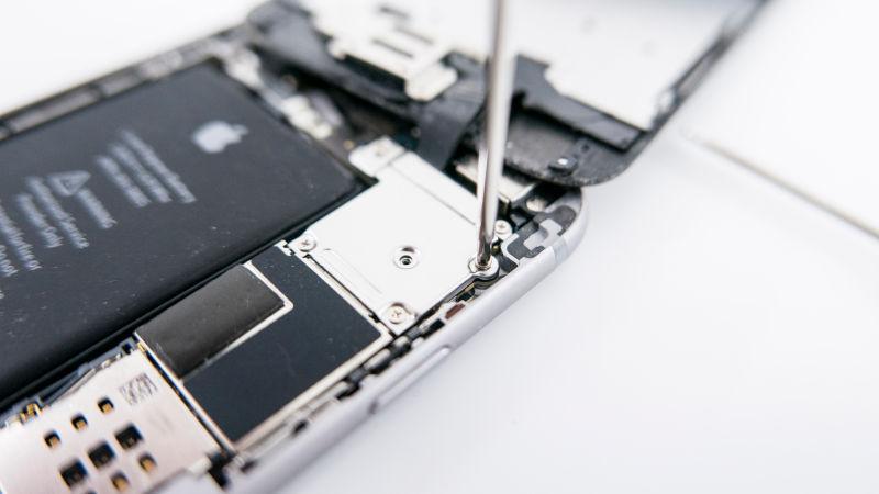 아이폰6 액정 자가수리 및 교체기