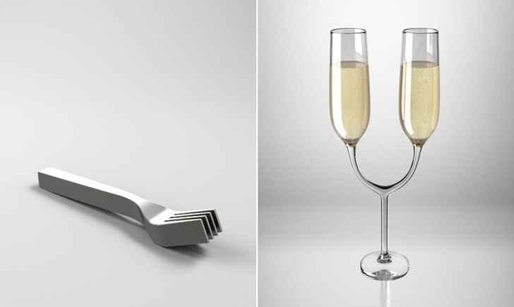 괴짜 디자이너가 만든 세계에서 가장 쓸데없이 예쁜 물건
