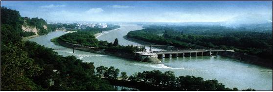 걸작 - 중국 사천성 도강언(都江堰) - 1