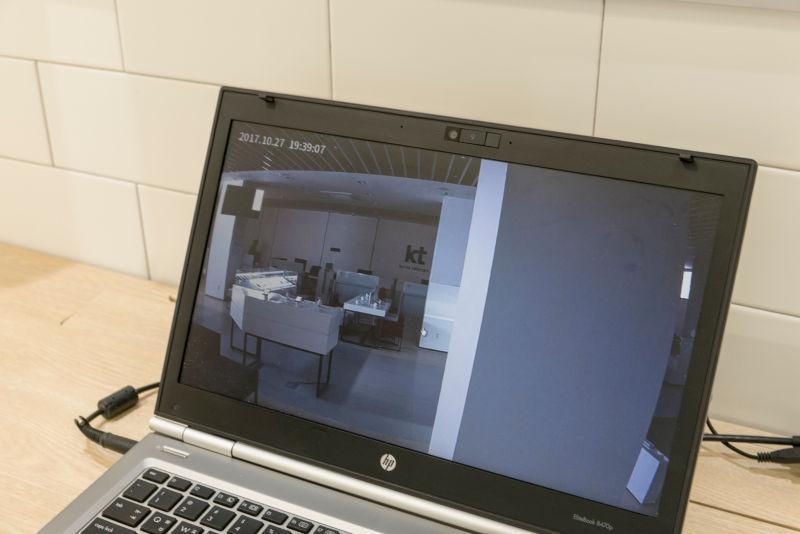 클라우드 CCTV. KT 기가아이즈 매장 후기