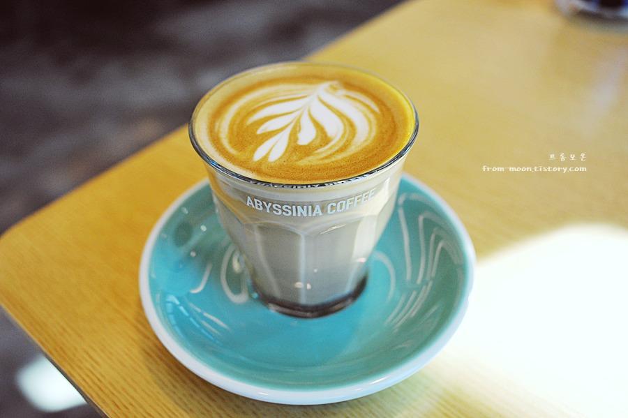 [천안 카페] 아비시니아 커피 로스터스 (Cafe Abyssinia Coffee Roasters, Cheonan) - 천안 안서동 카페 맛집