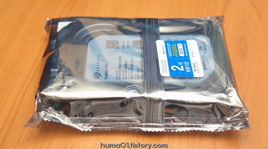 시게이트 ST2000DM001 2TB HDD