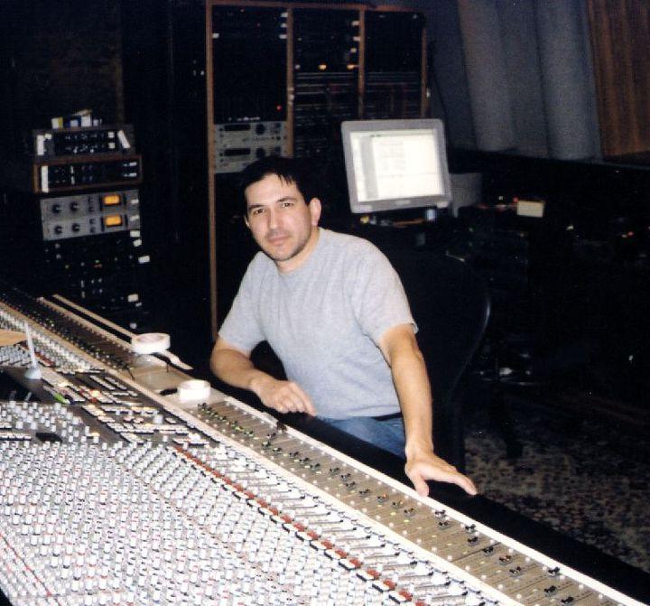Engineer Greg Reely - Impellitteri Mix