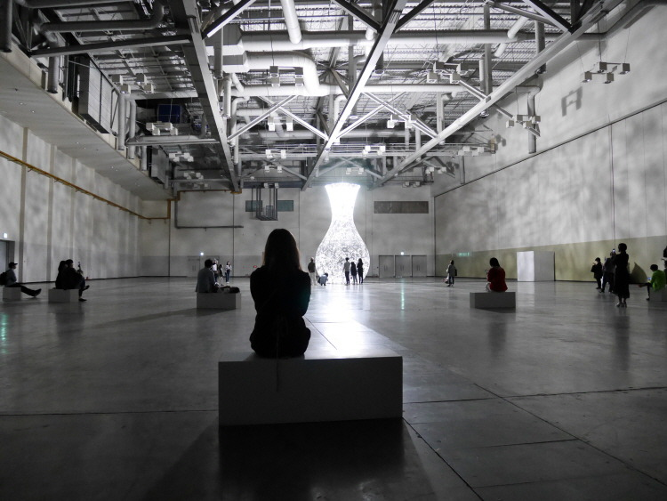 Shinji OHMAKI ; Uncertainty in Existence at ART BUSAN 2018