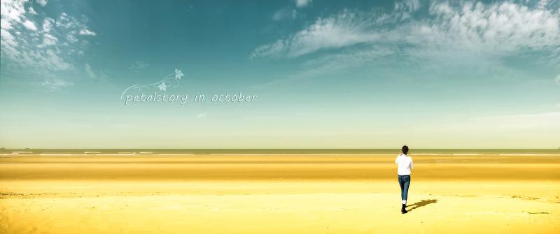 Petalstory in October