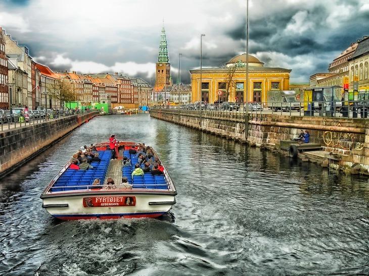 코펜하겐, 덴마크