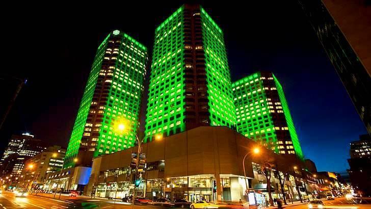 몬트리올 쇼핑 센터입니다