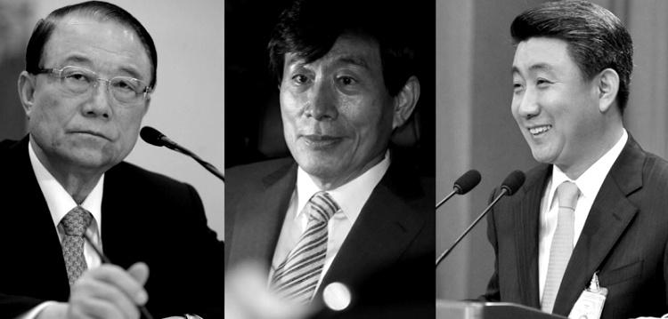 방송장악의 원흉 - 최시중·이동관·원세훈을 법정에 세워야 하는 이유