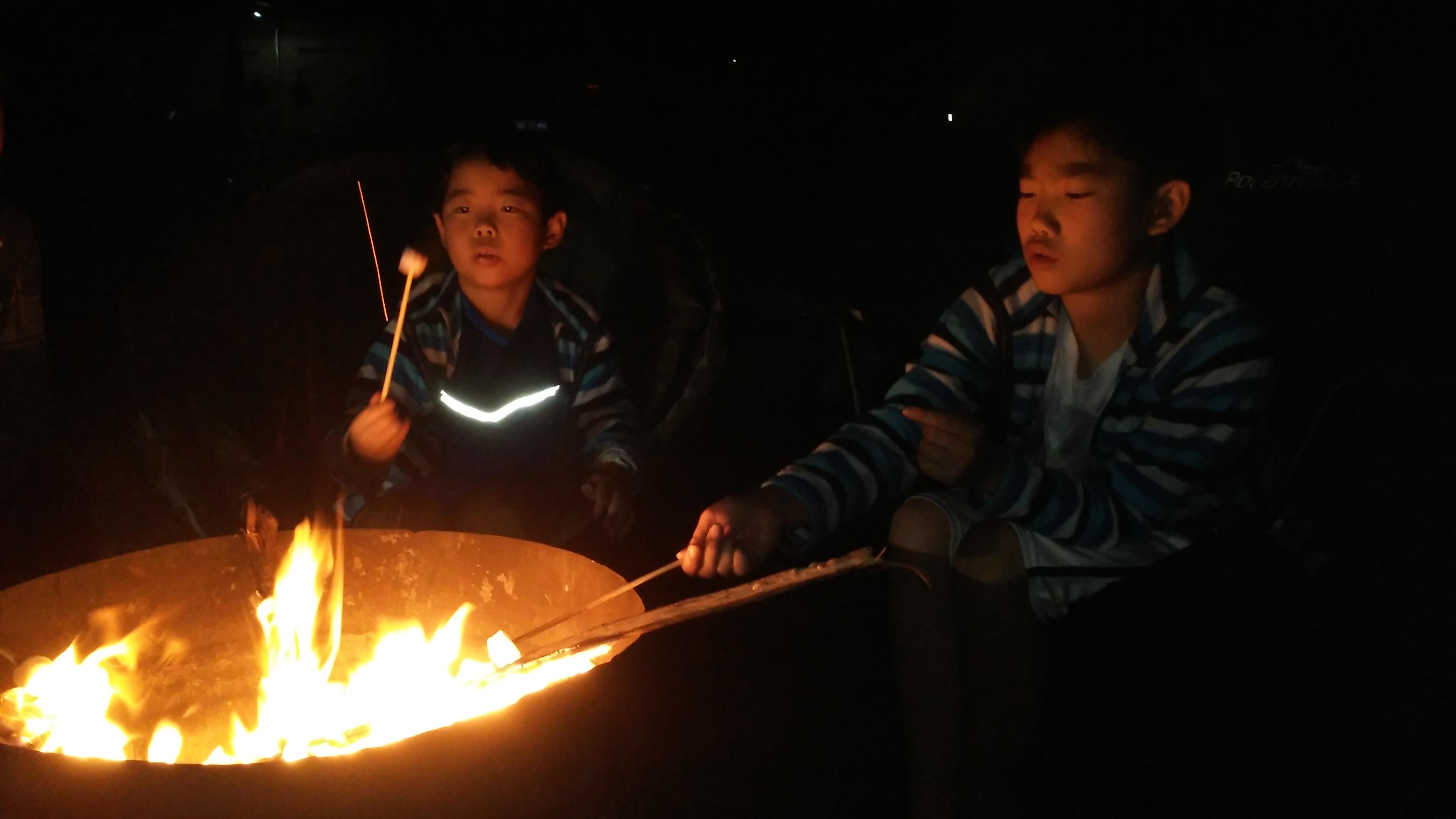 Pemberton camping 넷째날