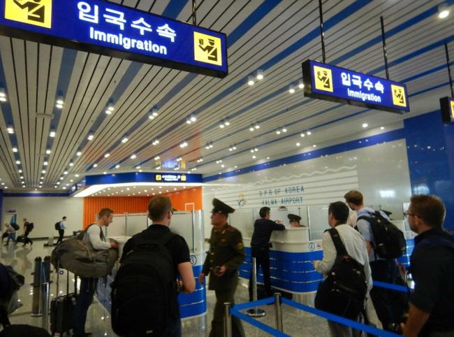 [사설]북한의 남측 취재 거부, 판문점선언 훼손 행위다
