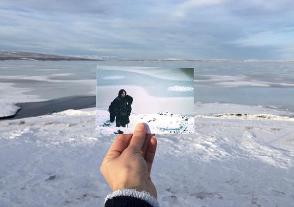 아이슬란드 미바튼  (존 스노우)