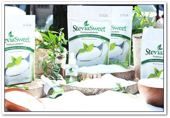 설탕대체식품 스테비아