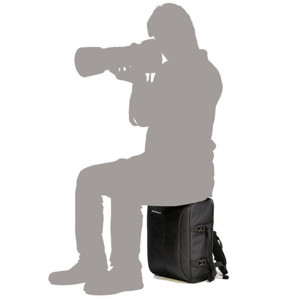 [BP/IT] 이런 가방이 필요했다 - 의자로 쓸 수 있는 카메라 가방 '아오스타 폰타나 II IS'