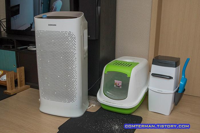 삼성 블루스카이 5000 공기청정기