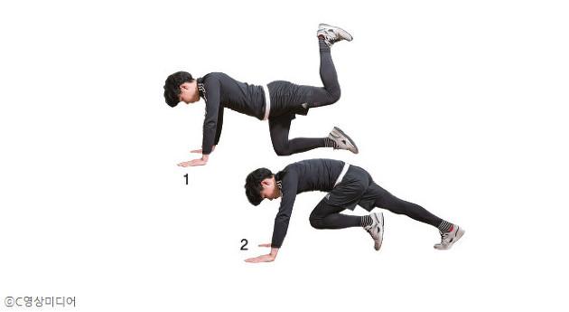 뱃살 운동