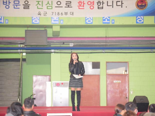 공연단 '전우와함께',포천시 모 군단에서 지역기관장 참여 공연 열기로
