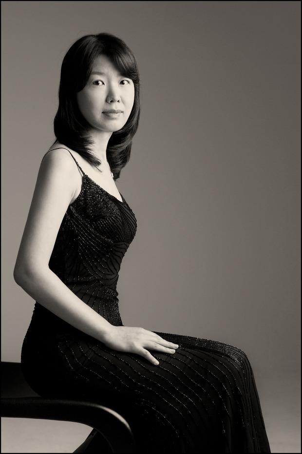 피아니스트 모혜경, 단국대학교, 상명대학교대학원 출강
