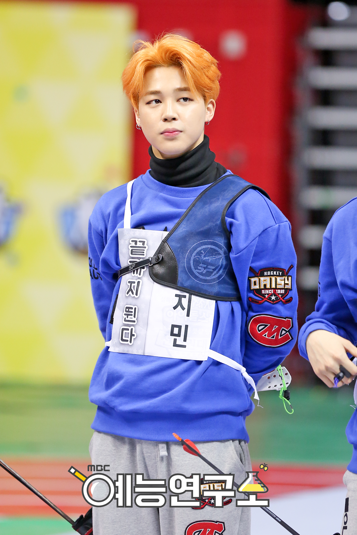 Picture BTS At 2016 Idol Star Athletics Championships